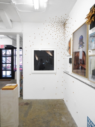 1, 13, 17 Years at Cindy Rucker Gallery. New York, NY. 2014.