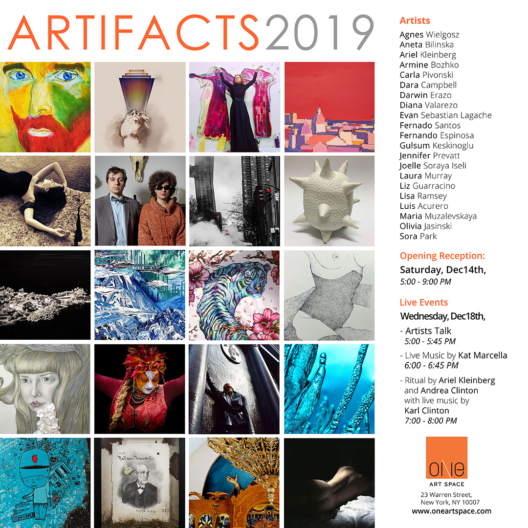 One Art Space_Artifacts